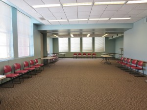 Meeting Room E & F - 2