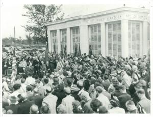 Shaker Heights War Memorial