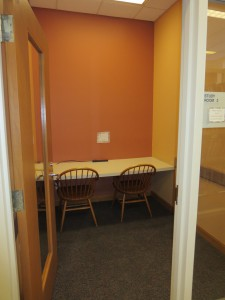 Small Group Study Room