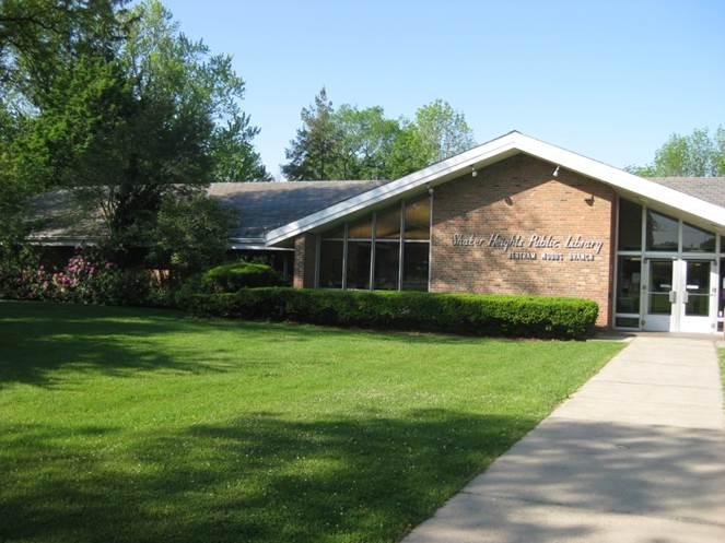 Bertram Woods Branch Library