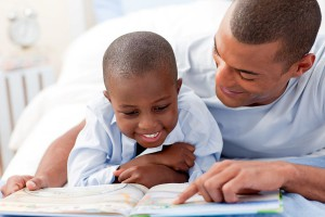 Reading together with your children is the single most important way to help them get ready to read.
