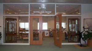 Local History Collection in the Moreland Room